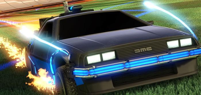 Rocket League получит кросс-платформенную игру между всеми платформами