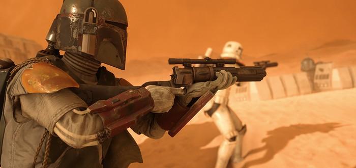DICE анонсировали новый Star Wars: Battlefront эксклюзивно для PlayStation VR