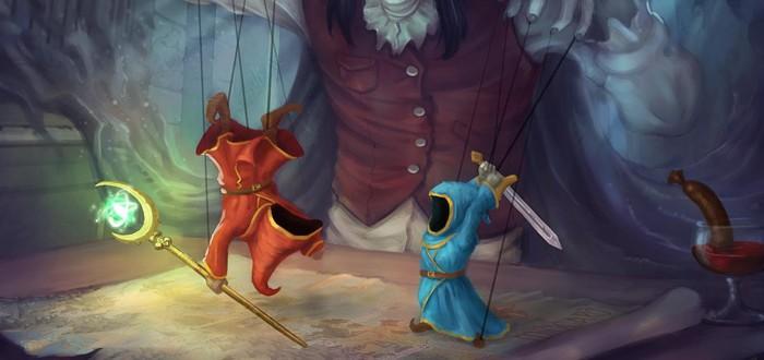 GDC 2016: Анонсирована карточная игра Magicka Mayhem