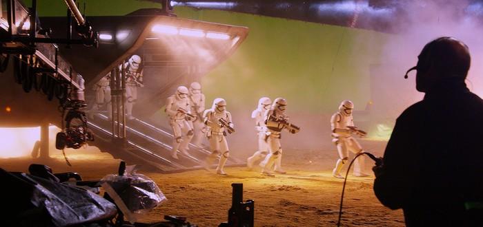 Трейлер документального фильма о съемках Star Wars: The Force Awakens