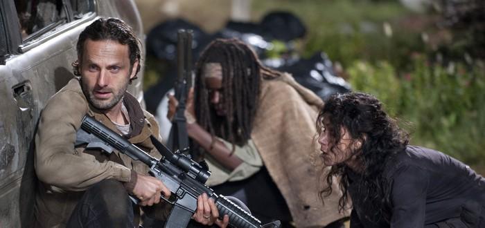 Финал текущего сезона The Walking Dead будет длиннее