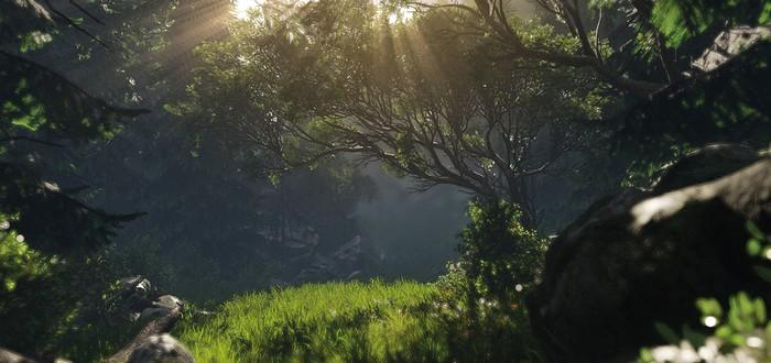 Трейлер особенностей движка CryEngine 5