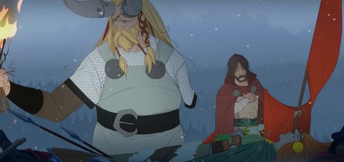 The Banner Saga 2 выходит на PC в апреле