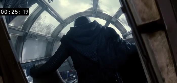 Тизер удаленных сцен Star Wars: The Force Awakens