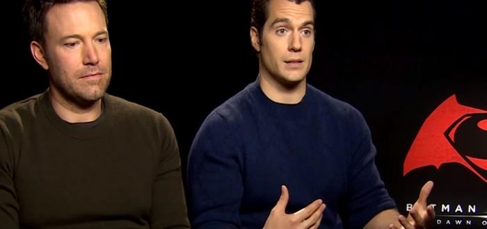 Бен Аффлек, почему Batman v Superman так плох? Бен, что с вами? Бен?!