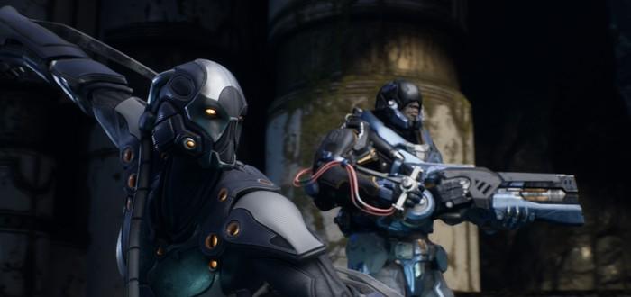 Paragon может выйдет на Xbox One