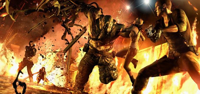 Resident Evil 6 для PS4 и Xbox One работает в 1080p и 60FPS