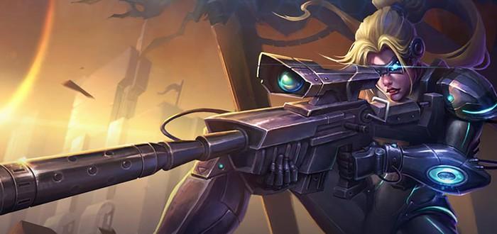 Сюжетный трейлер StarCraft II: Nova Covert Ops