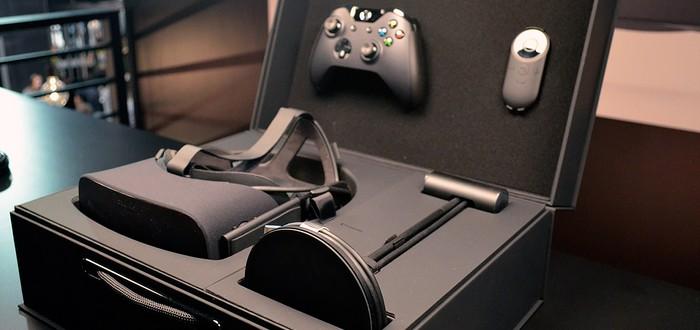 Создатель Oculus Rift лично доставил первый VR-девайс на Аляску