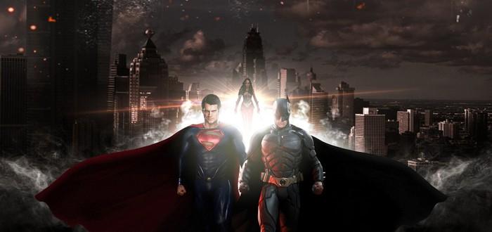 Batman v Superman Ultimate Cut выйдет летом