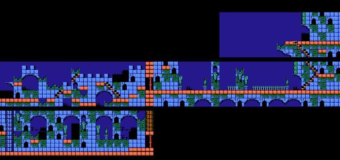 Оригинальная Castlevania воссоздана на Unreal Engine 4