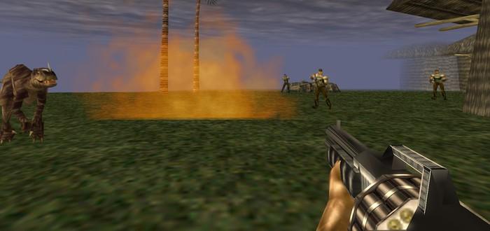 Turok and Turok 2 Remastered появятся на Xbox One