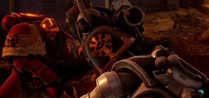45 минут геймплея Warhammer 40,000: Eternal Crusade