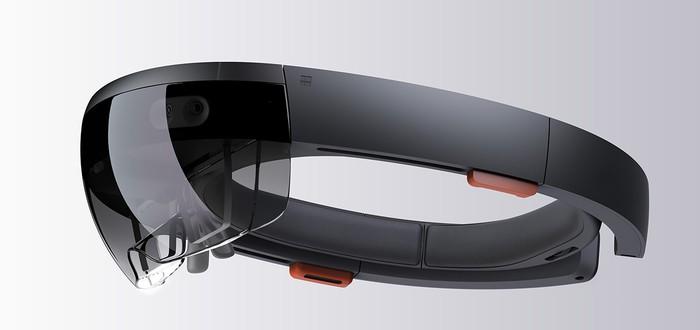 Поставки HoloLens стартуют сегодня