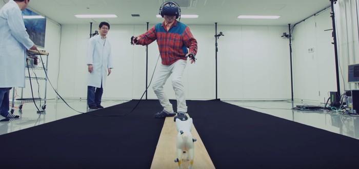 VR-игра предлагает спасти котенка или умереть