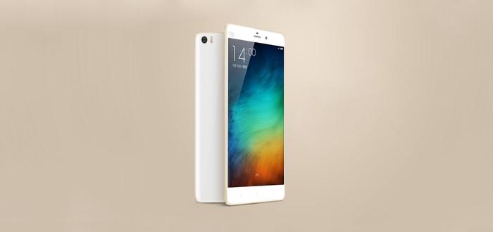 Xiaomi Mi Note 2 будет работать на Snapdragon 823