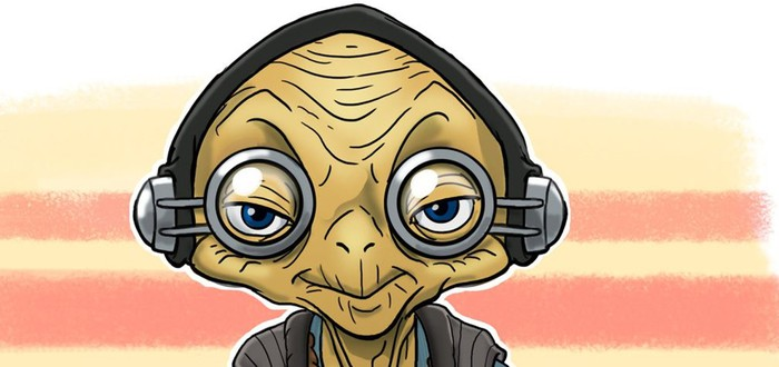 Маз Каната появится в Star Wars: Episode VIII?