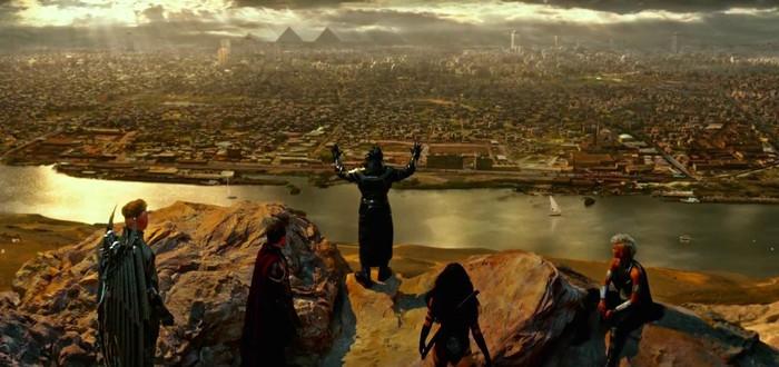 Постеры всадников X-Men: Apocalypse