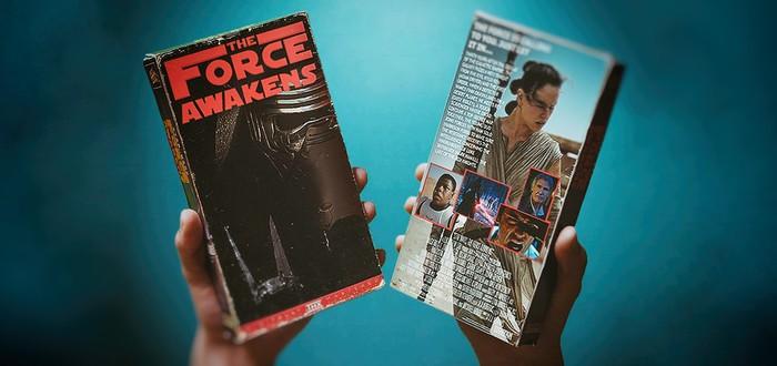 Современные фильмы на VHS