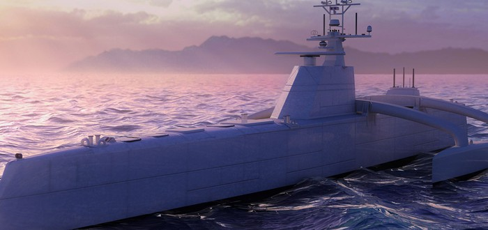 DARPA запустила первое автономное судно-охотника на подлодки
