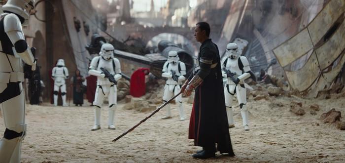 Трейлер Rogue One популярен в сети