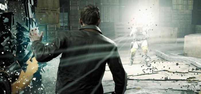 Несмотря ни на что, Quantum Break занимает первую строчку UK-чартов