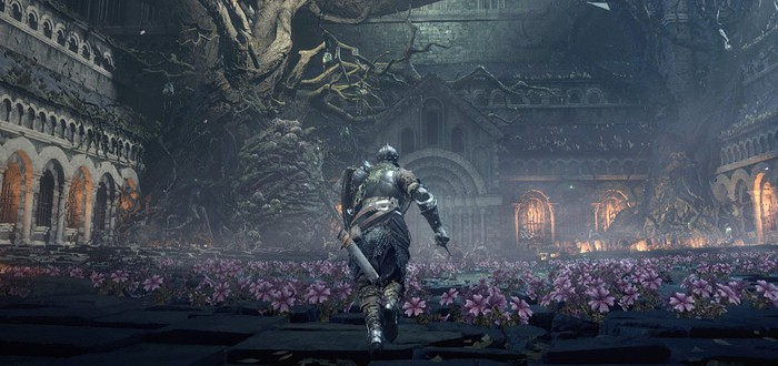 Гайд Dark Souls 3: Прохождение Боссов — Прогнившее Древо