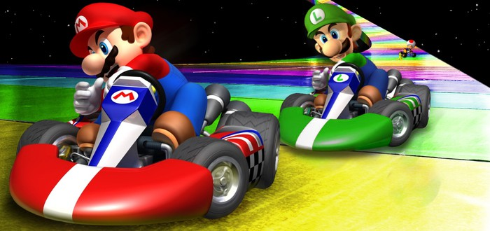 Пасхалка: Mario Kart и Tesla
