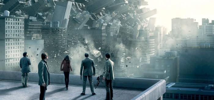 Мэшап Inception и Doctor Strange