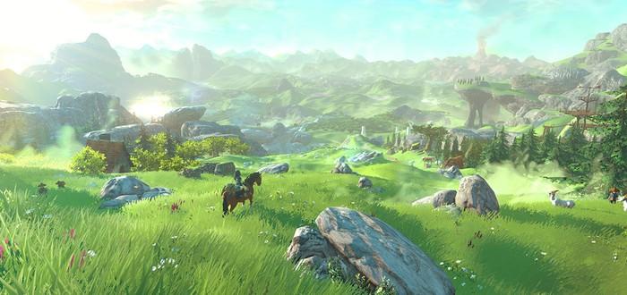 Слух: Nintendo NX мощней PS4,  использует GPU AMD, в разработке гора игр