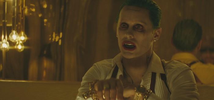 Режиссер Suicide Squad считает Джокера гангстером
