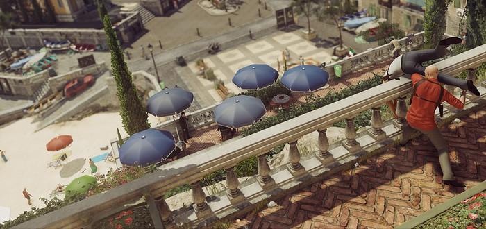 Солнечная Италия на новых скриншотах Hitman