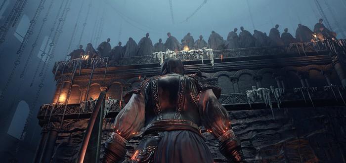 Гайд Dark Souls 3: Прохождение Боссов — Дьяконы Глубин