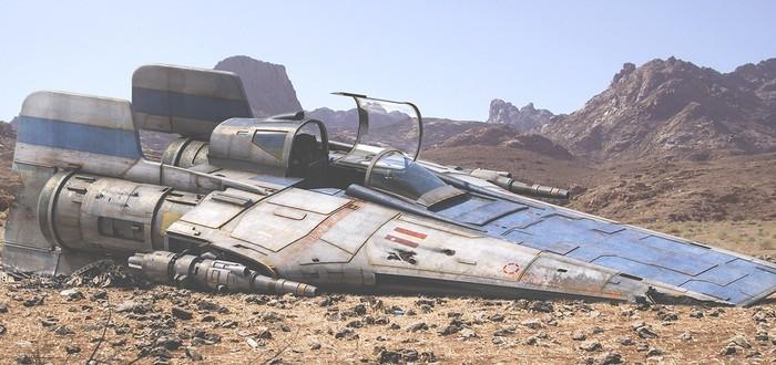 A-Wings появятся в Star Wars: Episode VIII