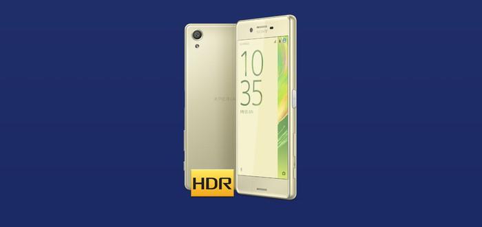 Sony готовит Xperia X Premium с ярким HDR-дисплеем