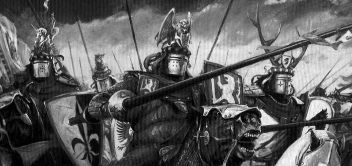 Бретонния доступна в кастомных и сетевых битвах Total War: Warhammer