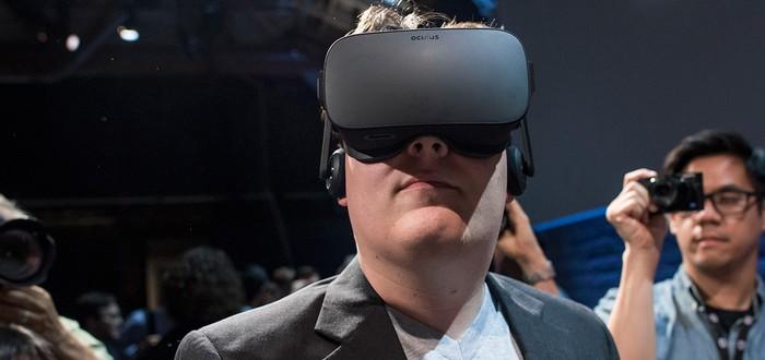 Кто влиятельней: Создатель Oculus Rift или PewDiePie?