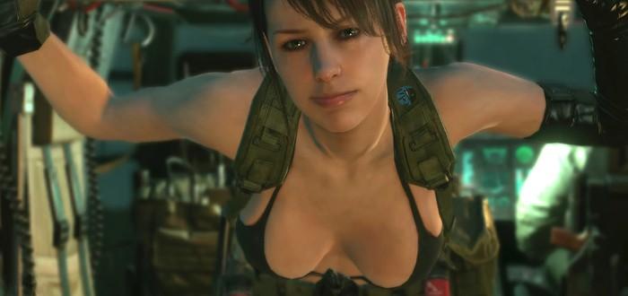 Dark Horse выпустит новый артбук Metal Gear Solid V