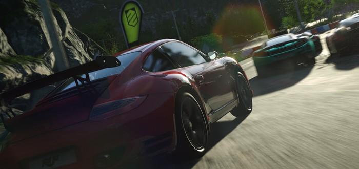 VR-версия Driveclub получила рейтинг