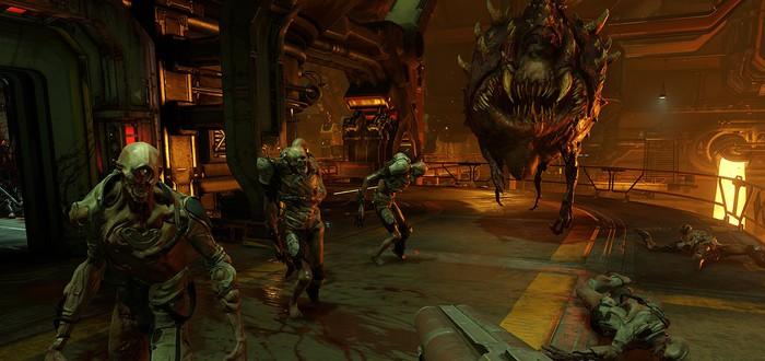 Редактор карт Doom — стрим Bethesda