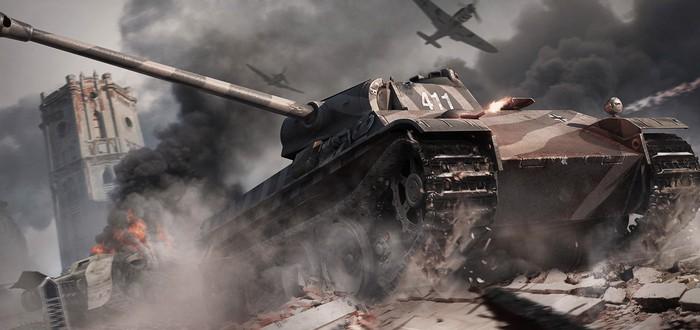 World of Tanks получит комикс от создателя Preacher