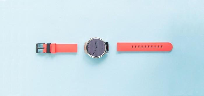 Google представила MODE — ремешки для Android Wear