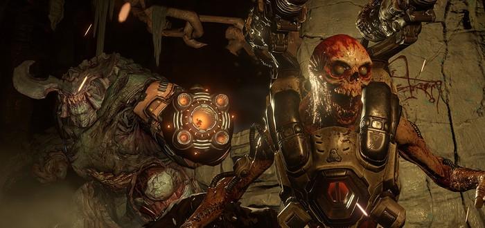 Трейлер одиночной кампании Doom