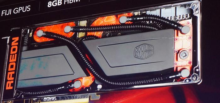 AMD Radeon Pro Duo уже вышла за $1500+
