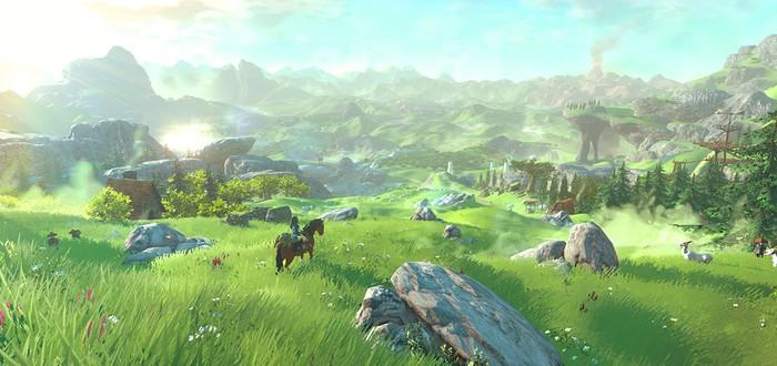 The Legend of Zelda выйдет на NX и Wii U, релиз в 2017