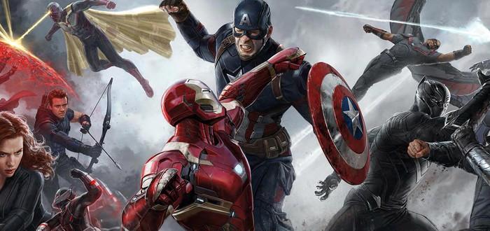 Обзор Captain America: Civil War