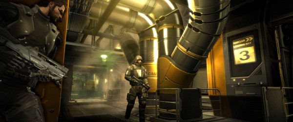 Вышел DLC Deus Ex: Human Revolution – The Missing Link
