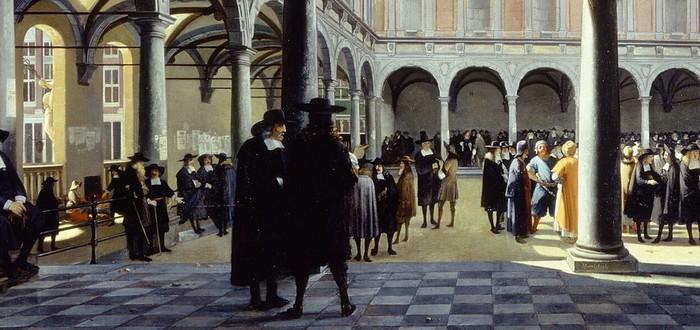 Утечка геймплея 1666 Amsterdam