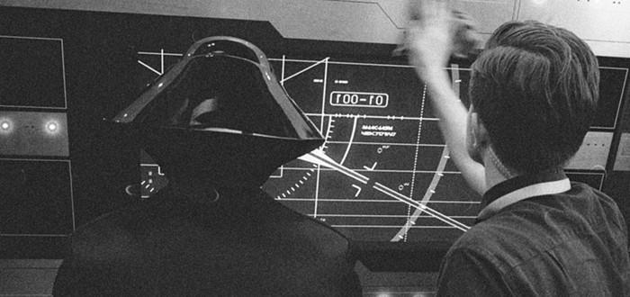 Фотографии съемочной площадки Star Wars Episode VIII