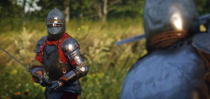 Kingdom Come: Deliverance — крафтинг мечей для бэкеров